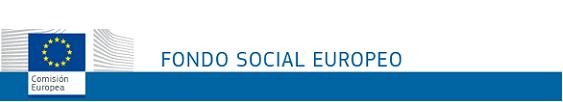 Fondo Social Europeo. El FSE invierte en tu futuro