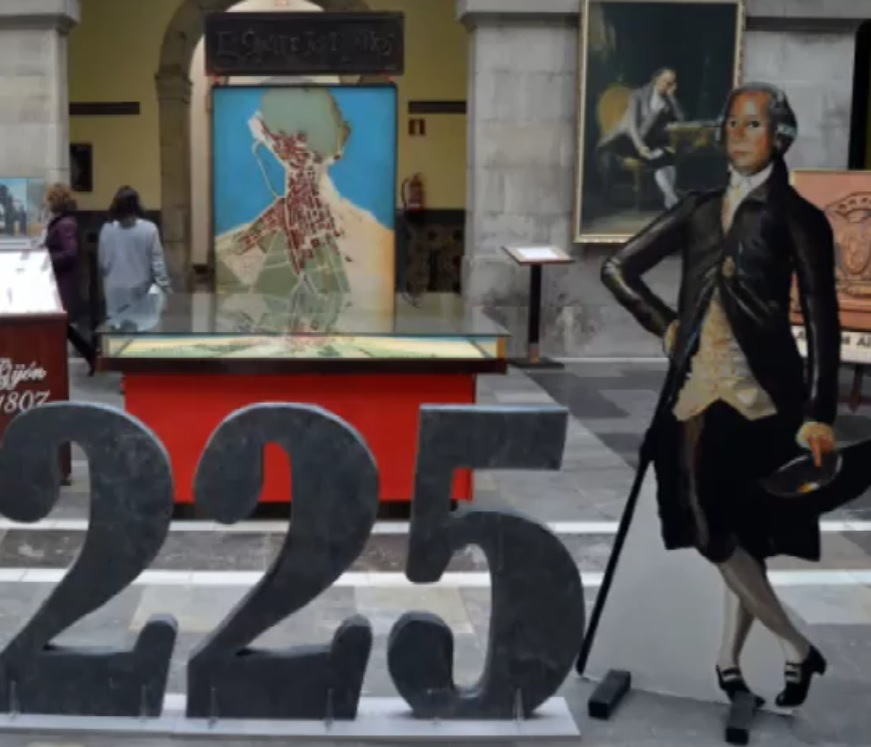 Video conmemorativo del 225 ANIVERSARIO DEL REAL INSTITUTO DE JOVELLANOS