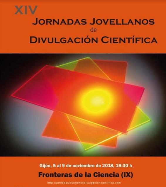 5 al 9 de Noviembre 2018. Centro de Cultura Antiguo Instituto. 19:30 h. Fronteras de la Ciencia (IX)