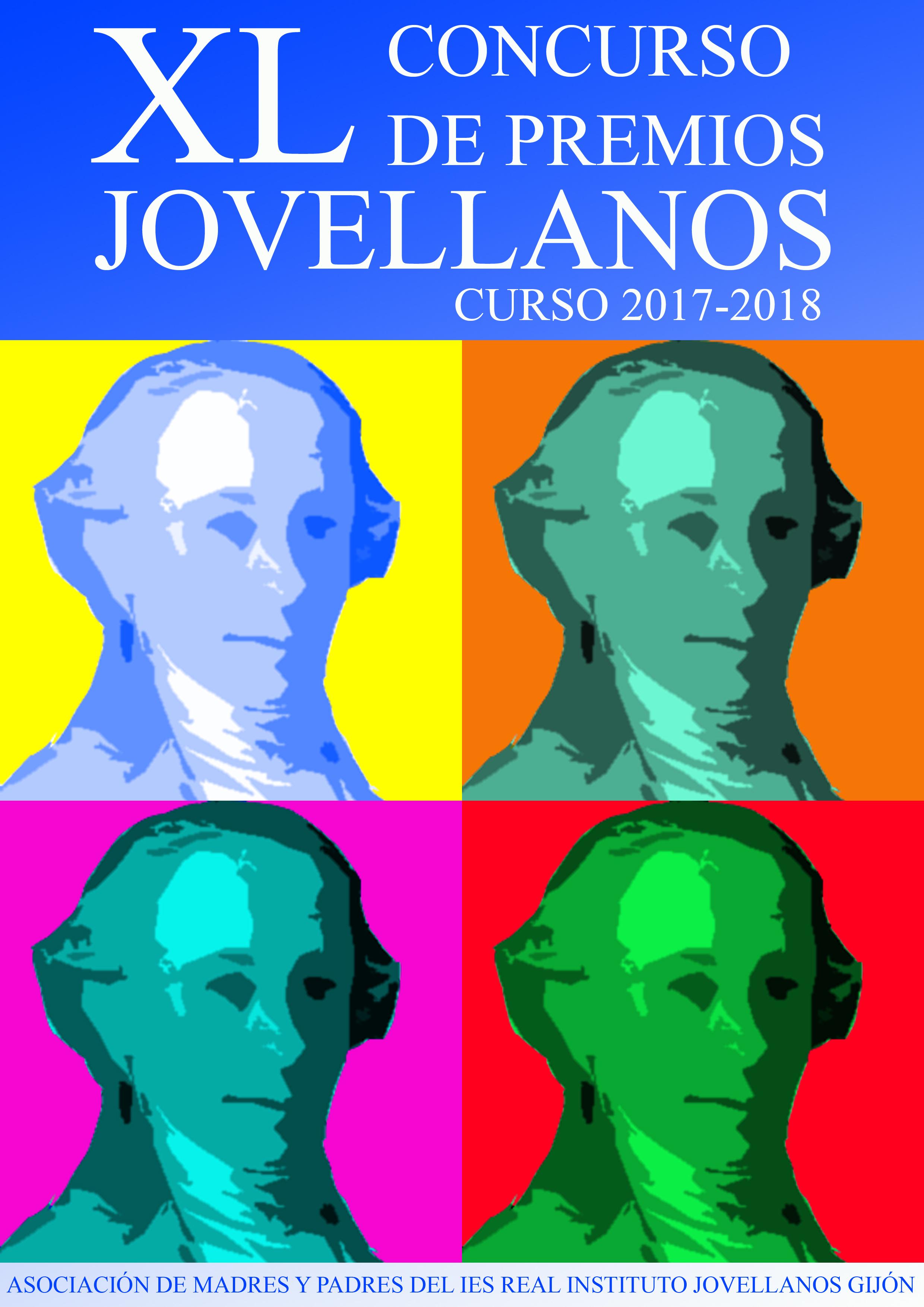 XL Concurso de Premios Jovellanos (Creación Literaria, Dibujo y Pintura y Fotografía)